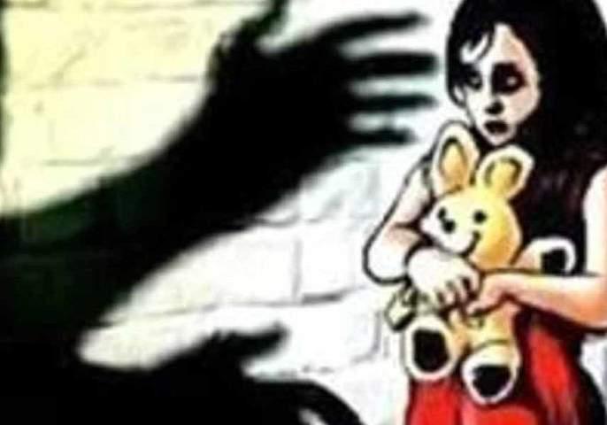 Rape on a minor girl at Ajni | अजनी बु येथे अल्पवयीन मुलीवर अत्याचार