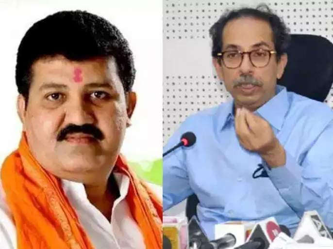 Pooja Chavan Death Case shiv sena minister sanjay rathod resigns as minister | Pooja Chavan Death Case: मोठी बातमी! अखेर वनमंत्री संजय राठोड यांचा राजीनामा