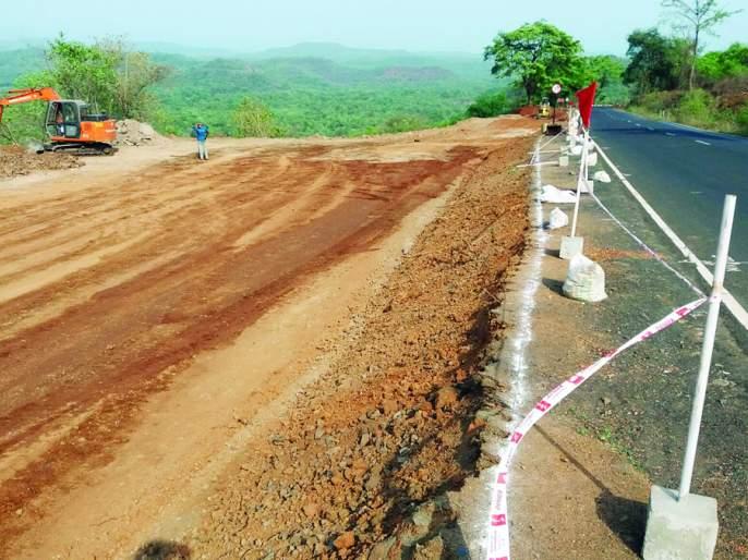 Take action on Highway Authority executives! | महामार्ग प्राधिकरणच्या कार्यकारी अभियंत्यांवर कारवाई करा!
