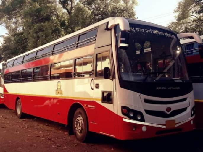 ST' s overnight sleeper coach buses on the way   एसटीची शयन-आसन रातराणी बससेवा मार्गावर