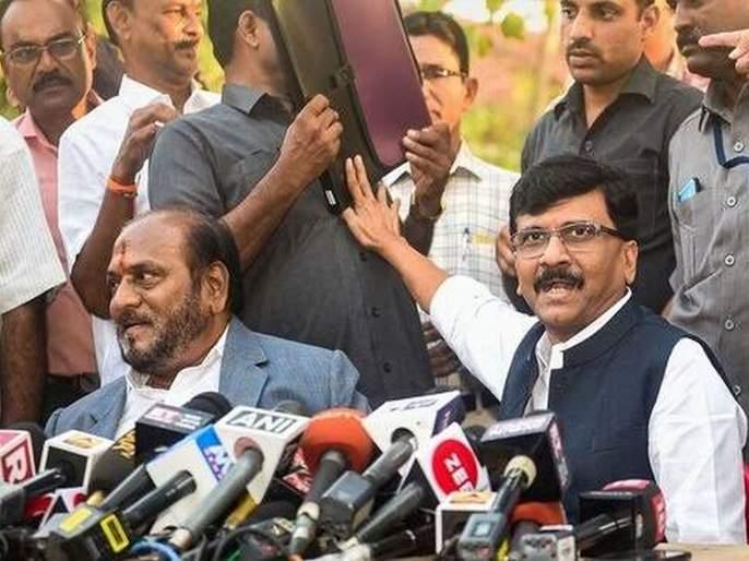 Maharashtra Vidhan Sabha Result everybody knows what shiv sena have says sanjay raut over question asked about file   महाराष्ट्र निवडणूक 2019: 'त्या' फाईलमध्ये दडलंय काय? संजय राऊत म्हणतात...