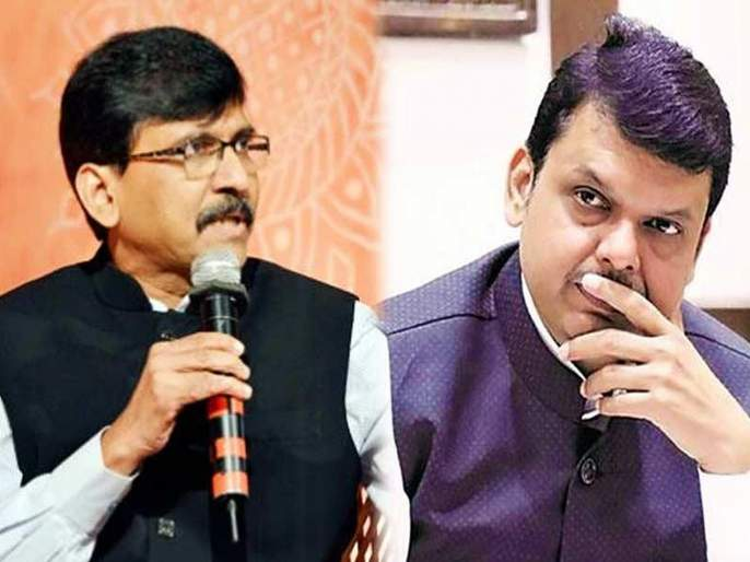 state bjp should clear its stand on aaj ke shivaji narendra modi book says shiv sena mp sanjay raut   मोदी आणि शिवरायांची तुलना राज्यातल्या भाजपा नेत्यांना मान्य आहे का?; शिवसेनेचा सवाल