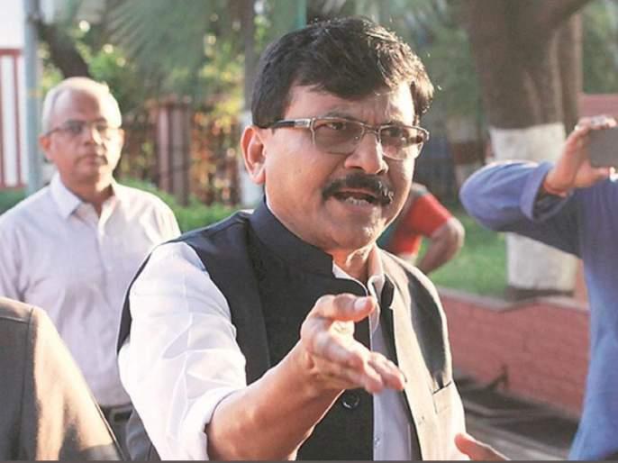 waiting for ed notice says shiv sena mp sanjay raut on ed raids over pratap sarnaik office and home | तुम्हाला ईडीची नोटीस आली का?; हडप्पा, मोहंजोदडोचा संदर्भ देत राऊत म्हणाले...
