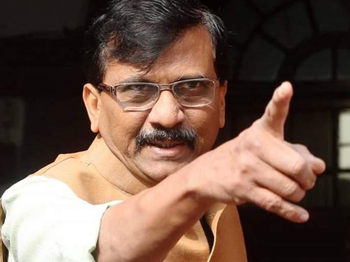 Exclusive Interview: Shiv Sena Leader Sanjay Raut on Political Developments in Maharashtra ajg | Exclusive: राजभवनातल्या गंजलेल्या तोफांतून कुणी हल्ले करणार असतील, तर...; संजय राऊत यांनी सोडला बाण