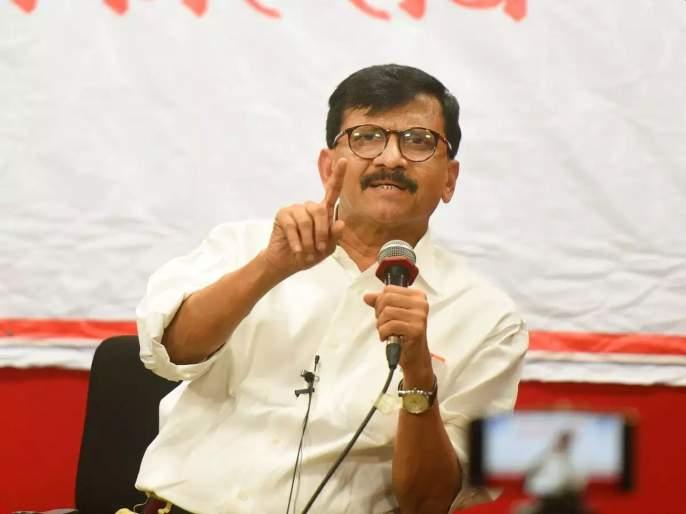 shiv sena mp sanjay raut slams governor bhagat singh koshyari over 12 proposed mlcs   ...अन् बोलता बोलता संजय राऊत त्यांना उंदिर म्हणून गेले; भाजपकडून प्रत्युत्तर मिळणार?