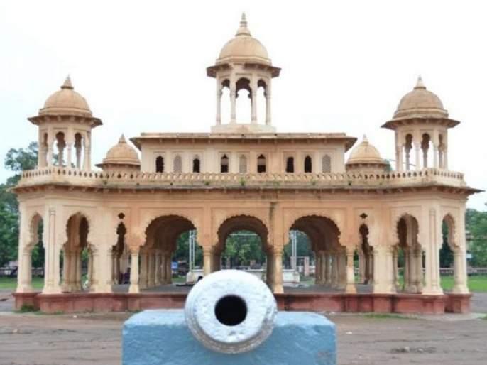 No movement will be held at Kasturchand Park during Dussehra festival | दसरा महोत्सवात कस्तूरचंद पार्कवर राहणार शुकशुकाट