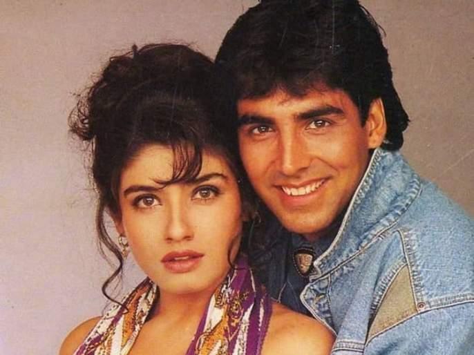 Raveena Tandon was going to get married to Akshay Kumar. The incident at a party caused a breakup | अक्षय कुमारसोबत रवीना टंडन करणार होती लग्न, एका पार्टीत घडलेल्या या घटनेमुळे त्यांचे झाले ब्रेकअप