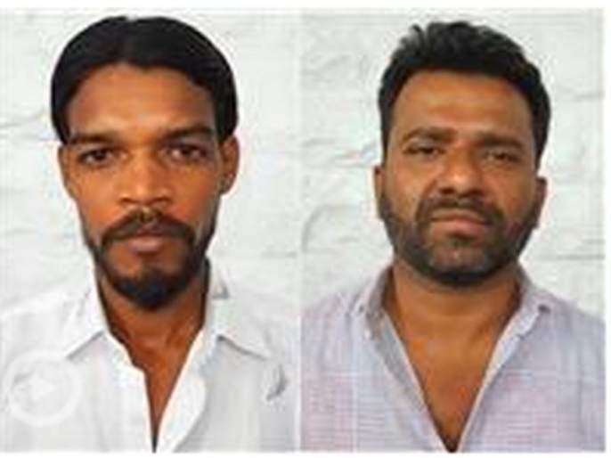 Ravi Pujari gang's two Sharp shooters were arrested with arms | Video : रवी पुजारी गँगच्या दोन शार्प शुटर शस्त्रासह जेरबंद