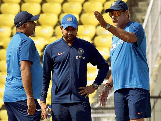 India stand guard against Bangladesh for series win | मालिका विजयासाठी भारताचा बांगलादेशविरुद्ध सावध पवित्रा