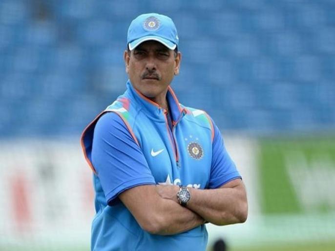 India is not a strong contender for the World Cup - Ravi Shastri | भारत विश्वचषकाचा प्रबळ दावेदार नाही; रवी शास्त्रींचा घरचा अहेर