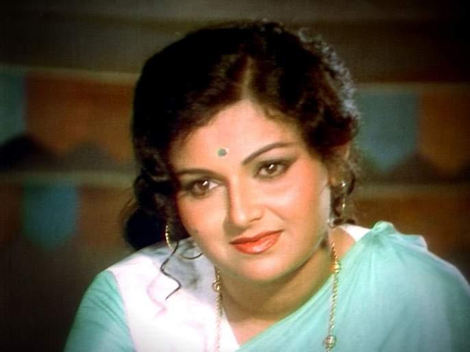 It didn't happen in a moment! Ranjana's career was ruined due to an accident   एका क्षणात होत्याचं झालं नव्हतं .! रंजना यांच्या अपघातानं करिअर झाले बर्बाद