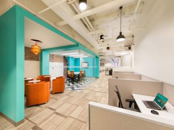 Change of office colors; Positive changes in the 21st century | ऑफिसच्या रंगरुपाचा कायापालट; 21व्या शतकातील सकारात्मक बदल