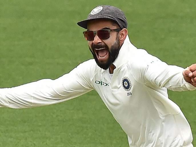 India Vs Bangladesh, 1st Test: virat Kohli's new record with India's victory | India Vs Bangladesh, 1st Test : भारताच्या विजयासह कोहलीचा नवा विक्रम
