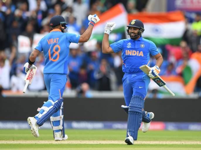 India Vs Pakistan, ICC world Cup 2019 Live Score updates & Live Commentary in Marathi | India Vs Pakistan Live Score: भारताचा पाकिस्तानवर 89 धावांनी विजय