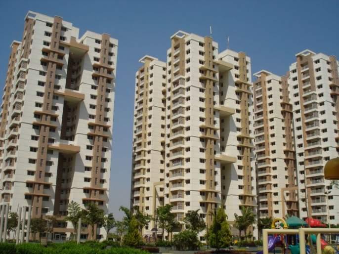 A better future for residential spaces than for commercial ones | व्यावसायिकपेक्षा निवासी जागांना चांगले भवितव्य