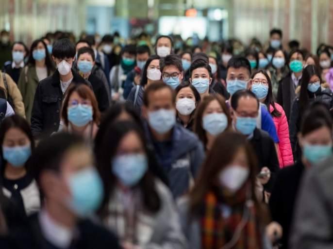 Coronavirus : Infectious one patient infect more than 50,000 people api | Coronavirus : कोरोनाने पीडित एक व्यक्ती 50,000 पेक्षा जास्त लोकांना कसा संक्रमित करू शकतो?जाणून घ्या तज्ज्ञांचं लॉजिक...