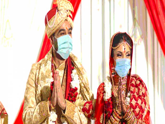 Patna : Coronavirus effect in marriage, Kadha replaced tea and coffee | Coronavirus Effect : ना चहा-कॉफी, ना कोल्ड ड्रिंक; लग्नात दिला आयुर्वेदिक काढा; कोरोनाने सोहळाच बदलला!
