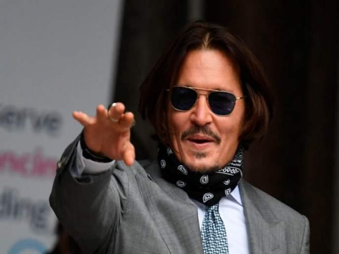 Johnny Depp's ex-security guard says he acts like Jack Sparrow in real life | जॅक स्पॅरो म्हणजेच जॉनी डेपबाबत त्याच्या एक्स-बॉडीगार्डकडून खुलासा, पत्नीबाबतही म्हणाला....