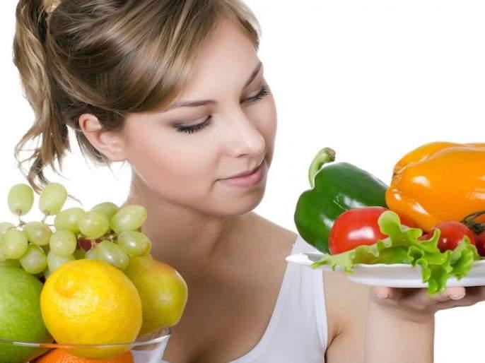 What is more beneficial for weight loss fruits or vegetables ?   बसून बसून वाढलेला लठ्ठपणा कमी करण्यासाठी फळं जास्त फायदेशीर की भाज्या?