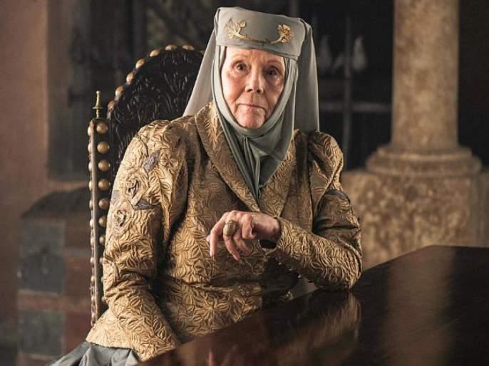 Game of thrones and bond actress Diana Rigg died at 82 | 'गेम ऑफ थ्रोन्स' मधील अभिनेत्री Diana Rigg यांचं निधन, भारतात घालवलं होतं बालपण
