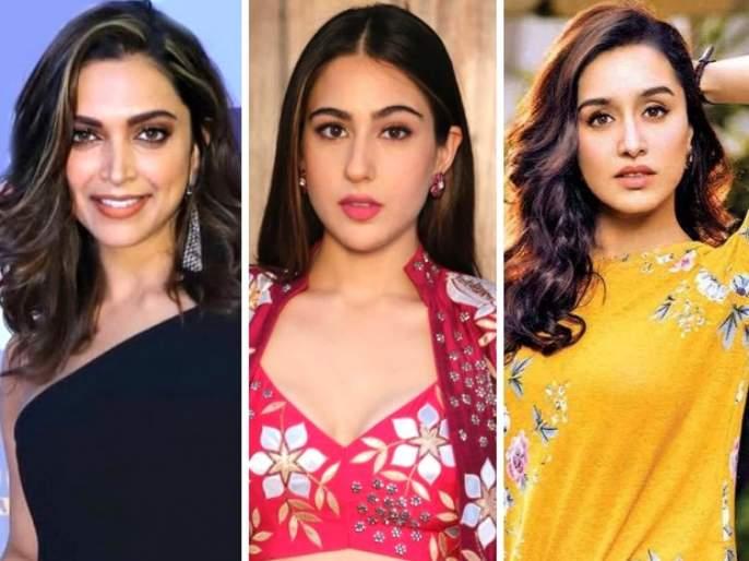 No clean chit to Deepika Padukone, Sara Ali Khan and Shraddha Kapoor says NCB   संपल्या नाहीत दीपिका, सारा आणि श्रद्धाच्या अडचणी, NCB कडून क्लीन चीट नाहीच...