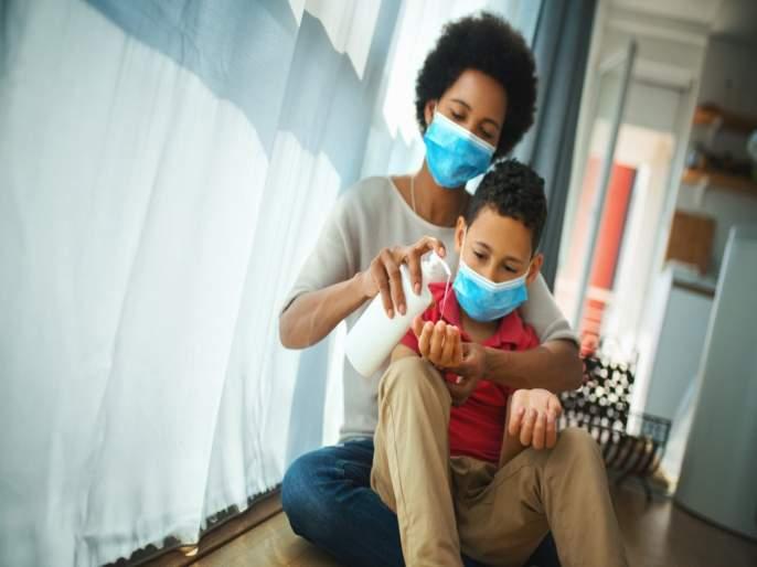 Coronavirus : Take care of a few things before wearing a mask | Coronavirus : मास्क घालण्यापूर्वी कोणत्या गोष्टींची काळजी घ्यावी? वाचा काय सांगतात तज्ज्ञ.....