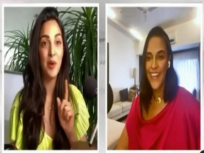 Kiara Advani wants that Hrithik Roshan and Aditya Roy Kapur should not take bath | ...म्हणून हृतिक रोशन आणि आदित्य रॉय कपूरने कधीच आंघोळ करू नये, कियाराची आहे अशी इच्छा!