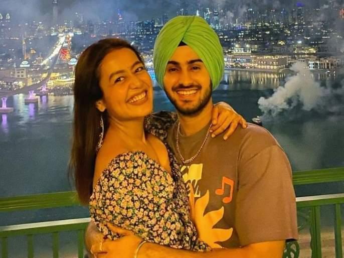 Neha Kakkar speaks for the first time on marriage and first meeting with Rohan Preet | रोहन प्रीतसोबत पहिल्या भेटीबाबत केला नेहाने खुलासा, 'मी जेवढ्या मुलांना भेटले, रोहू सर्वात जास्त क्यूट आहे'
