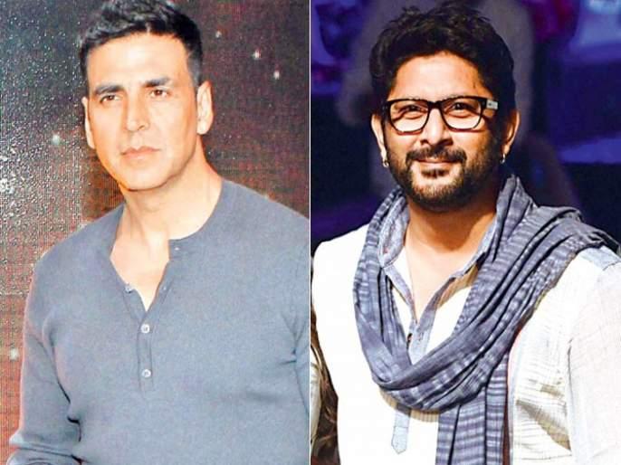 Bachchan Pandey : Arshad Warsi demanded this huge amount for Akshay Kumars film | 'बच्चन पांडे'साठी अरशद वारसीने मागितली 'इतकी' रक्कम, निर्मात्यांना बसला होता धक्का!