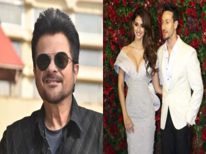 Anil Kapoor confirms Tiger Shroff and Disha Patani are dating | टायगर श्रॉफ आणि दिशा पटनीच्या रिलेशनशिपबाबत अनिल कपूरचा खुलासा....