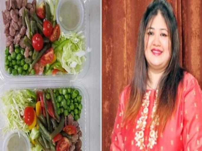 Success story of Pune's Megha Bafna and his salad business | सॅलेड विकून महिन्याला लाखो कमवत आहे पुण्याची ही महिला, ३ हजारात सुरू केला होता बिझनेस....