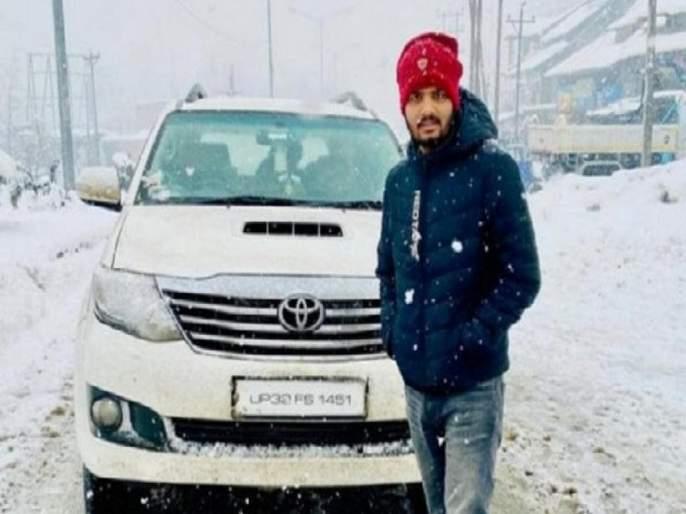 Lucknow bjp MP Kaushal Kishore son firing case wife allegation | स्वत:वर गोळी झाडून घेणाऱ्या आयुषचा व्हिडीओ, म्हणाला - 'पत्नीचं आधीही लग्न झालंय, ब्लॅकमेल करते....'