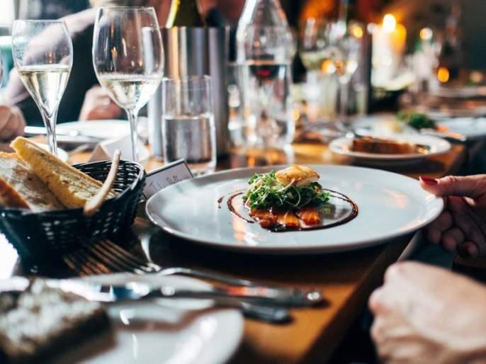 35% to 40% of restaurants close, fear of 'food'   ३५ ते ४० टक्के रेस्टॉरंट बंद होण्याच्या मार्गावर, 'आहार'ची भीती