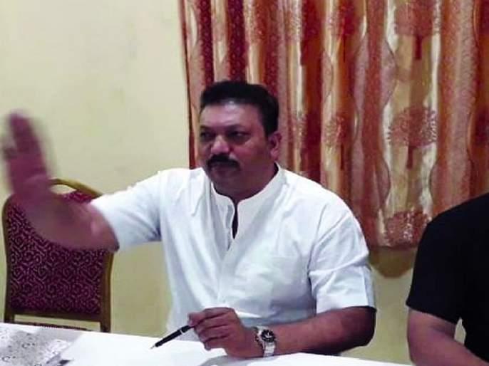 Former BJP MLA lined up and sold Remadesivir; Nawab malik Gave proof | Remadesivir: माजी भाजप आमदाराने रांगा लावून विकले रेमडेसिविर; नवाब मलिकांनी दिला पुरावा