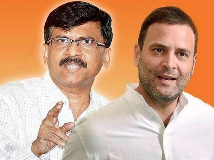 Shiv Sena has praised Rahul Gandhi after ayodhya verdict | शिवसेनेकडून राहुल गांधींचे कौतुक, अयोध्येतील निकालानंतर 'सामना' रंगला