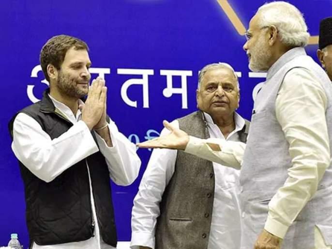 Narendra Modi is the Pakistan's Poshtar Boy, Rahul Gandhi serious critics on modi on issue of air strike   पंतप्रधान नरेंद्र मोदीच पाकिस्तानचे 'पोस्टर बॉय', राहुल गांधींची जबरी टीका