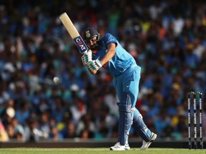 India vs Australia 1st ODI: Rohit Sharma becomes the first visiting cricketer to score 4 ODI centuries against Australia in Australia | India vs Australia 1st ODI : ना गावस्कर, ना तेंडुलकर, ना द्रविड... कुणालाही न जमलेला पराक्रम रोहितने केला!