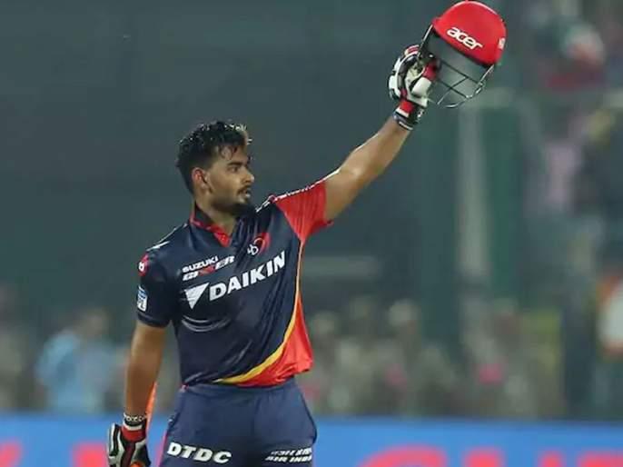 IPL 2018: Stop spreading rumors about me; Rishabh Pant has requested on Twitter | IPL 2018 : माझ्याबाबतच्या अफवा पसरवणं बंद करा; रिषभ पंतने केली ट्विटरवर विनंती