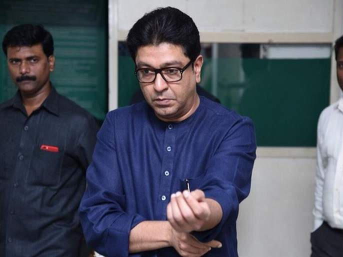 'hich ti vel' ... What did you do for 5 years, Raj thackarey question on Shiv Sena | 'हीच ती वेळ'... मग 5 वर्षे काय केलं, शिवसेनेच्या जाहिरातीवर भडकले राज?