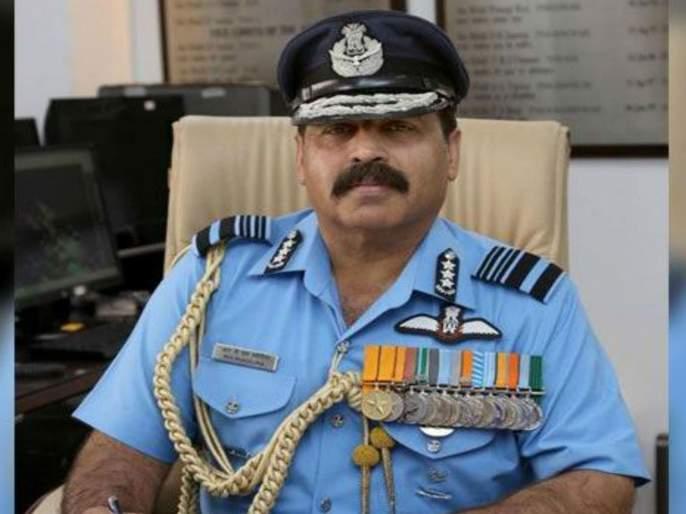 Air Vice Chief Air Marshal Rks Bhadauria will be the Next Iaf Chief   आरकेएस भदौरियांची हवाई दल प्रमुख निवड; लवकरच पदभार स्वीकारणार