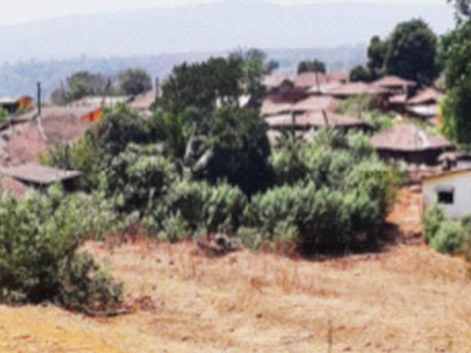 road stolen from Khalapur Adivasiwadi | खालापूर आदिवासीवाडीतील रस्ता गेला चाेरीला