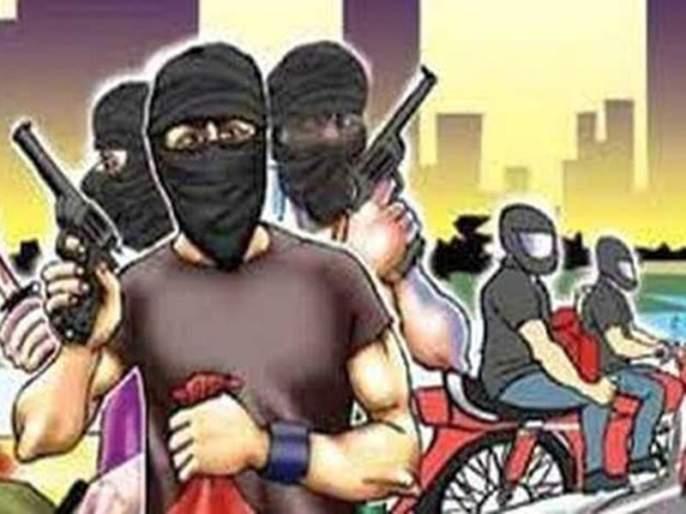 Mobile burglar arrested from Thane | मोबाइल जबरीने चोरणाऱ्यास ठाण्यातून अटक