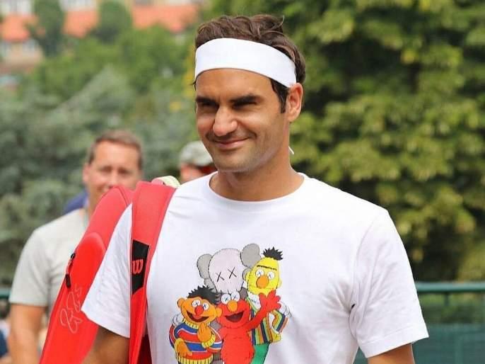 Roger Federer record; stay 200 Weeks in Number One, Two, Three !   200 आठवडे नंबर वन, टू, थ्री; हा विक्रम करणारा रॉजर फेडरर एकटाच!
