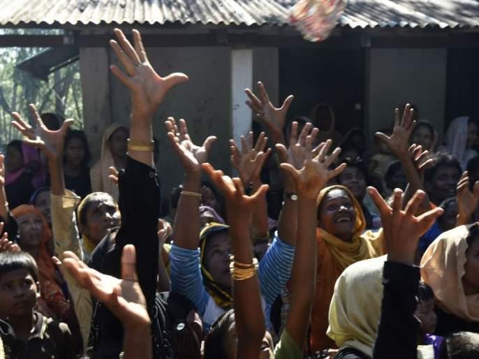 7 rohingya deportation assam handover myanmar supreme court   रोहिंग्यांना म्यानमारमध्ये पाठवणार, केंद्र सरकारच्या निर्णयाविरोधात याचिका दाखल