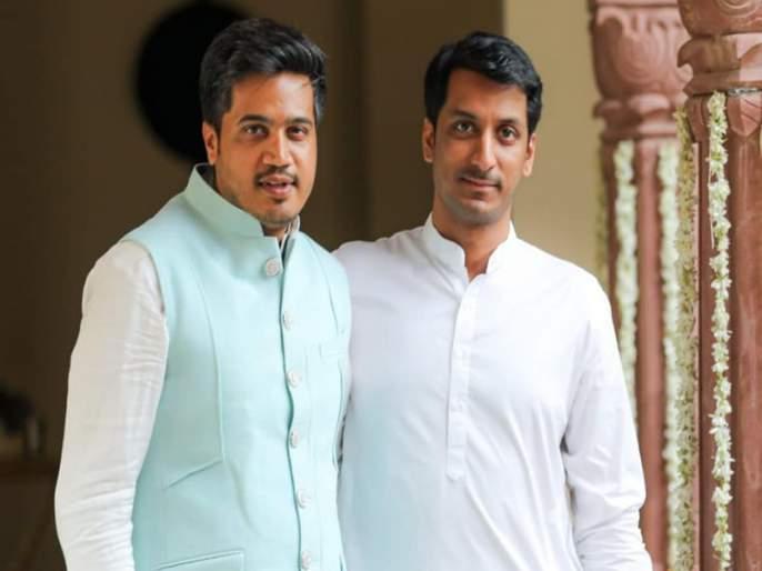 Rohit Pawar written post about Parth Pawar on facebook   रोहित पवारांचे ''बंधुप्रेम'' : पार्थ पवार यांना उमेदवारी जाहीर झाल्यावर केली ''ही'' पोस्ट