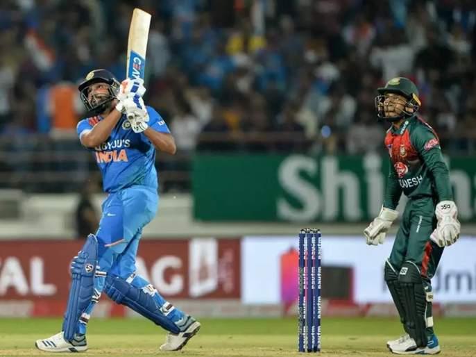 India vs Bangladesh, 2nd T20I : Virender Sehwag compares Rohit Sharma to Sachin Tendulkar, says 'even Virat Kohli can't do what Hitman does' | India vs Bangladesh, 2nd T20I : रोहित शर्माला जे जमतं, ते विराट कोहलीला जमणार नाही; वीरूचा दावा