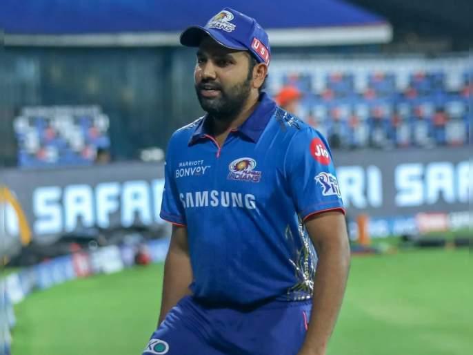 IPL 2021, MI vs DC : Rohit Sharma has been fined 12 lakh for maintaining slow over-rate against Delhi Capitals | IPL 2021, MI vs DC : पराभव, दुखापत अन् एका सामन्याच्या बंदीची टांगती तलवार; रोहित शर्माच्या अडचणीत वाढ!