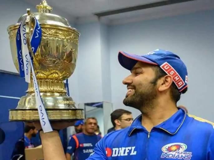 IPL 2020 : Rohit Sharma say this is IPL13 and we will retain title, Hitman explain logic svg | IPL 2020 : Rohit Sharma म्हणतो यंदाचे जेतेपद आमचेच, सांगितलं अनोखं लॉजिक!