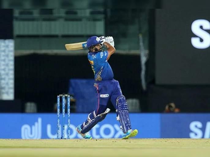 IPL 2021 MI vs SRH Live T20 Score : Rohit Sharma has most number of sixes by an Indian in IPL history | IPL 2021, MI vs SRH T20 Live : रोहित शर्मा सुसाट, सामन्याच्या चौथ्याच षटकात नोंदवला भारी विक्रम