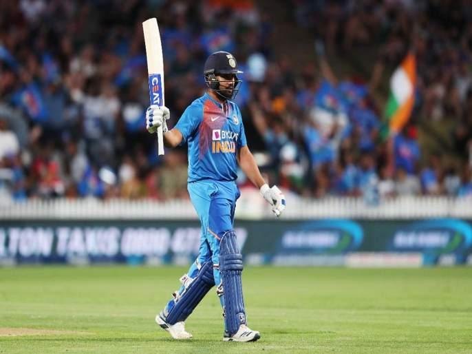India vs New Zealand, 3rd T20I: Rohit Sharma surpasses Sachin Tendulkar to achieve a unique record during Hamilton T20I   IND vs NZ, 3rd T20I : रोहित शर्मानं मोडला सचिन तेंडुलकरचा unique विक्रम